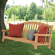 Bench Swings & Gliders
