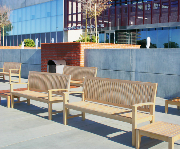 Teak Furniture Los Angeles New Country Casual Teak