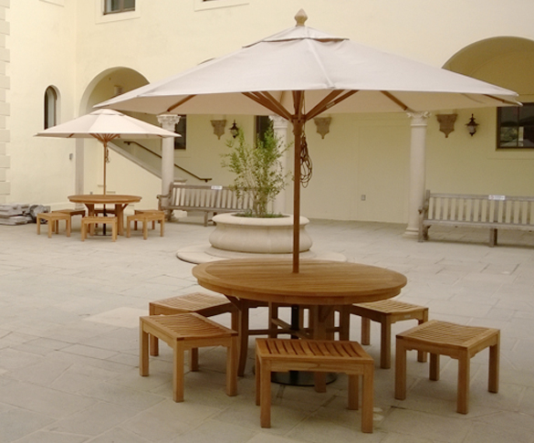 Teak Outdoor Furniture Los Angeles Outdoor Goods